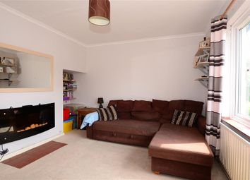 Thumbnail 2 bed maisonette for sale in Manor Close, Uckfield, East Sussex