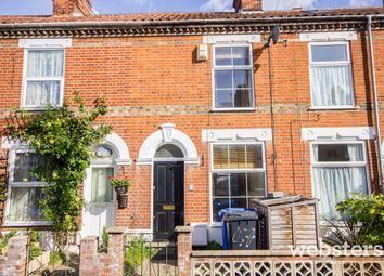Thumbnail 2 bed terraced house to rent in Portland Street, Norwich