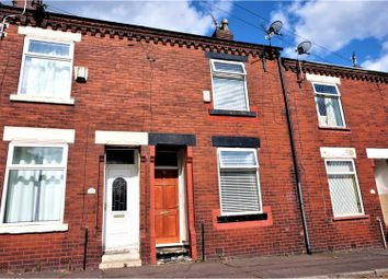 Thumbnail 2 bedroom terraced house for sale in Hough Hall Road, Manchester