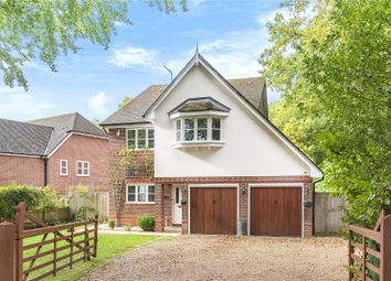 Thumbnail 4 bed detached house for sale in Middleton Road, Camberley
