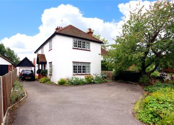 Thumbnail 4 bedroom detached house for sale in Rickmansworth Road, Watford