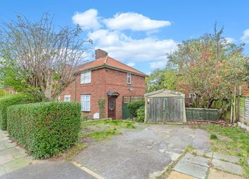 Thumbnail 2 bed semi-detached house for sale in Dore Gardens, Morden