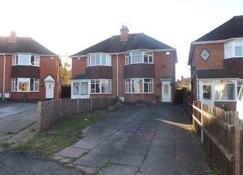 Thumbnail 3 bedroom semi-detached house for sale in Wakefield Grove, Water Orton, Birmingham, West Midlands