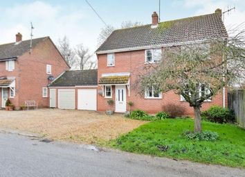Thumbnail 3 bed link-detached house for sale in North Elmham, Dereham, Norfolk