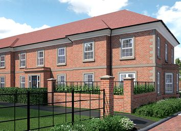 Thumbnail 2 bed flat for sale in Crockford Lane, Chineham, Basingstoke, Hampshire