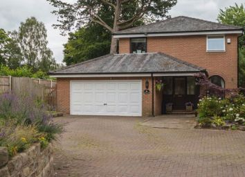Thumbnail 4 bed detached house for sale in Dorset Road, Altrincham