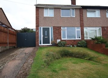Thumbnail 3 bedroom property to rent in Walton Road, Exeter