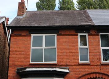 Thumbnail 2 bed flat to rent in Woodfield Avenue, Wolverhampton