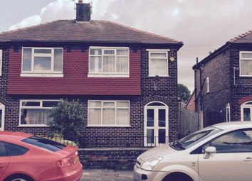 Thumbnail Property to rent in Hart Road, Fallowfield, Manchester