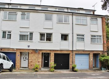 Thumbnail 4 bed town house for sale in Ashdon Close, Woodford Green