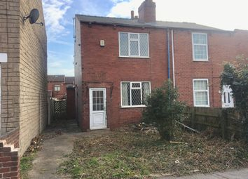 Thumbnail 2 bed semi-detached house for sale in Westfields, Castleford