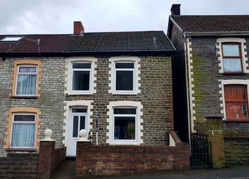 Thumbnail 3 bed semi-detached house to rent in Trebanog Road, Porth