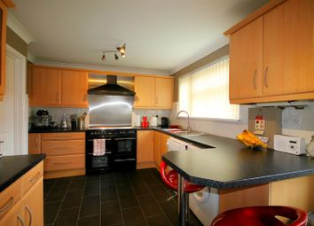 Thumbnail 4 bedroom semi-detached house for sale in Millfield, Creekmoor, Poole