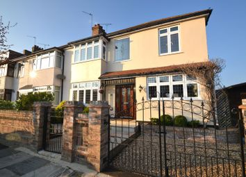 Thumbnail 4 bed end terrace house for sale in Percival Road, Hornchurch, Essex
