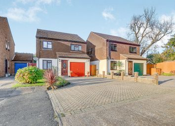Thumbnail 4 bed detached house for sale in The Willows, Burgess Hill