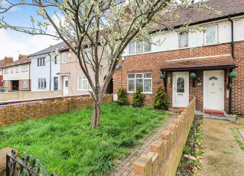Thumbnail 3 bed terraced house to rent in Bellhouse Road, Romford