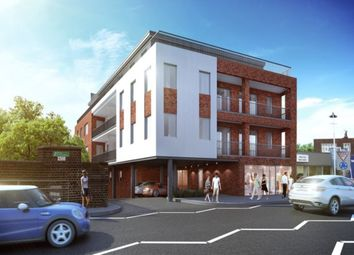 Thumbnail 2 bed flat for sale in The Cube, 185 High Road, Chigwell, Essex