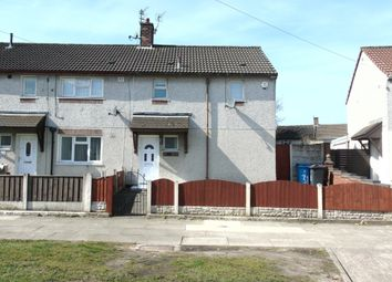 Thumbnail 2 bed terraced house to rent in Cawthorne Avenue, Kirkby
