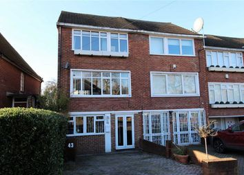 Thumbnail 3 bedroom town house for sale in Mount Echo Avenue, North Chingford, London