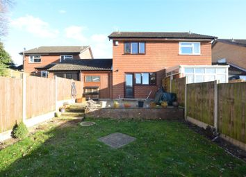 Thumbnail 2 bed semi-detached house for sale in Wood View Court, New Costessey, Norwich