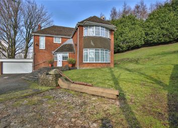 Thumbnail 3 bed detached house for sale in St. James Close, Tredegar, Blaenau Gwent