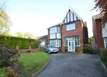 Thumbnail 6 bed detached house for sale in Singleton Road, Salford