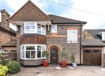 Thumbnail 3 bedroom detached house for sale in Redcroft, Orchard View, Uxbridge, Middlesex