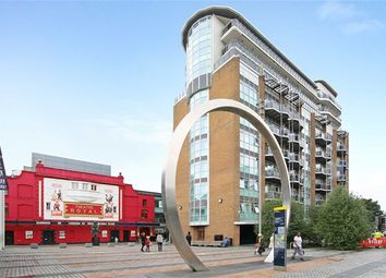 Thumbnail 1 bed flat for sale in Gerry Raffles Square, London