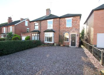 Thumbnail 3 bed semi-detached house for sale in Shobnall Road, Burton-On-Trent