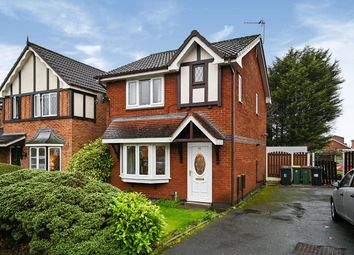 Thumbnail 3 bed detached house for sale in Dovedale Close, Ingol, Preston, Lancashire