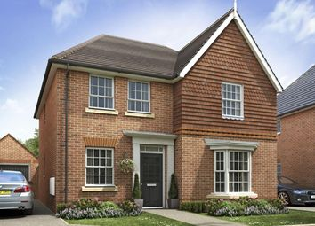 Thumbnail 4 bed detached house for sale in Borough Avenue, Wallingford