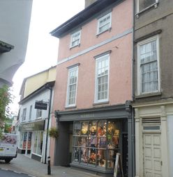 Thumbnail Commercial property for sale in High Street, Brecon
