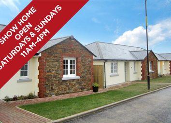 Thumbnail 3 bedroom semi-detached bungalow for sale in Chapel Meadow, Haye Road, Callington, Cornwall