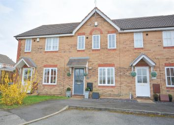 Thumbnail 2 bed town house for sale in Threlkeld Close, West Bridgford, Nottingham