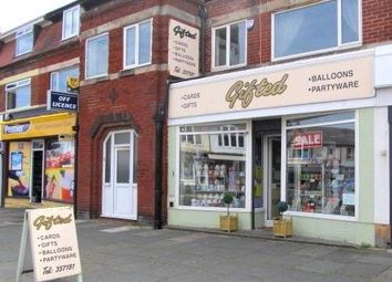 Retail premises for sale in Blackpool, Lancashire FY2