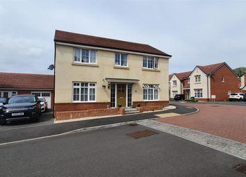 4 bed detached house for sale in Brynteg Green, Beddau, Pontypridd CF38