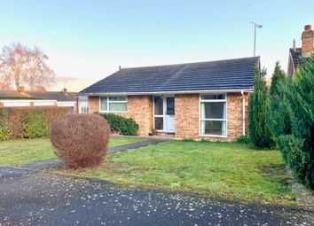 Thumbnail 3 bedroom detached bungalow for sale in Burley Road, Winchester