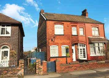 Thumbnail 3 bed semi-detached house for sale in Bradburn Road, Irlam, Manchester