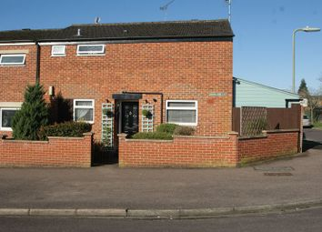 Thumbnail 3 bed end terrace house for sale in Medina Court, Andover