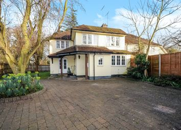 Thumbnail 4 bed cottage to rent in Trumpsgreen Avenue, Virginia Water