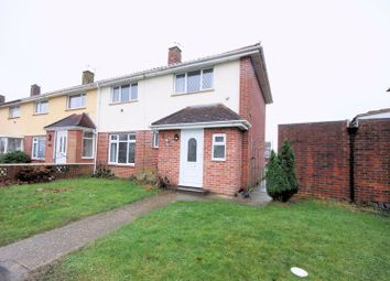 Thumbnail 3 bed end terrace house for sale in Charden Road, Gosport