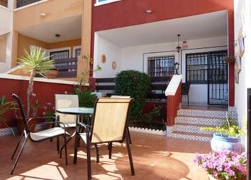 Thumbnail 2 bed terraced bungalow for sale in Orihuela Costa, Alicante, Valencia, Spain