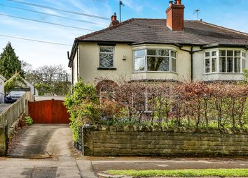 Thumbnail 3 bedroom semi-detached house for sale in Montgomery Road, Kenwood, Sheffield