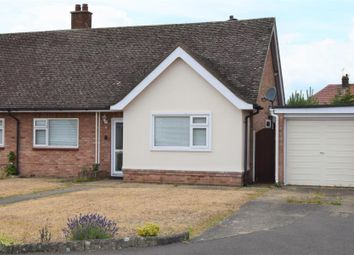 Thumbnail 2 bedroom bungalow for sale in Rye Close, Ipswich