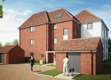 Thumbnail 2 bed flat for sale in Graveney Road, Faversham, Kent