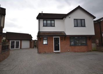 Thumbnail 5 bed detached house for sale in Castle Green, Kingswood, Warrington