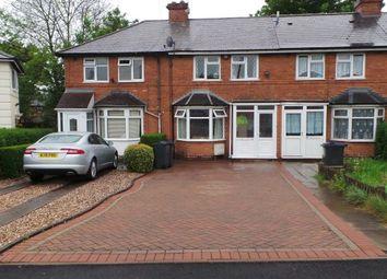 Thumbnail 3 bed terraced house for sale in Inland Road, Erdington, Birmingham