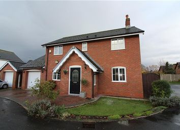 Thumbnail 4 bedroom property for sale in Stafford Close, Preston