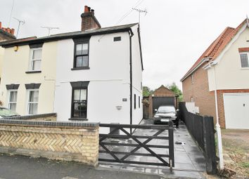 Thumbnail 2 bed semi-detached house for sale in St. Marys Lane, Upminster