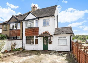Thumbnail 4 bed semi-detached house for sale in Pleasant Place, Old Uxbridge Road, West Hyde, Rickmansworth